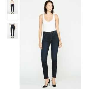 NEW • Hudson • Holly High Rise Skinny Jeans 25